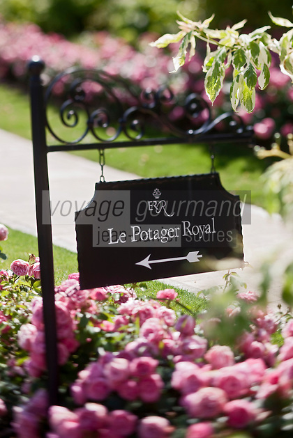 Europe/France/Rhône-Alpes/74/Haute Savoie/ Evian: Evian Royal Resort le parc