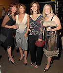Caren McCallister, Mickey Hamm, Lucia Harness and Courtney Gorley at the ASID Awards at Warehouse Live Sunday Oct. 26, 2008. (Dave Rossman/For the Chronicle)