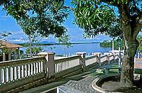 Rio Branco em Boa Vista. Roraima. 2003. Foto de Juca Martins.