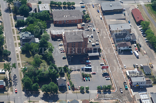 Ramada Inn, Downtown Marquette, Upper Peninsula of Michigan.