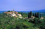 Kroatien, Istrien, Draguc: Bergdorf im Norden   Croatia, Istria, Draguc: mountain village in the north