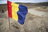 Romania: Pungesti fracking fight - 2013