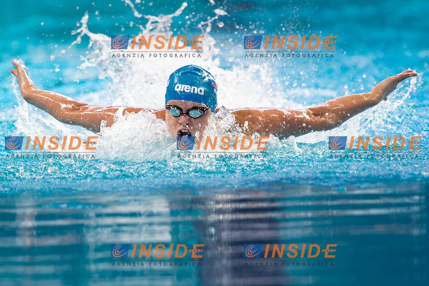 POLIAKOVA Anna RUS<br /> Swimming Nuoto Kazan Arena<br /> Day10 02/08/2015 Morning Heats<br /> XVI FINA World Championships Aquatics Swimming<br /> Kazan Tatarstan RUS July 24 - Aug. 9 2015 <br /> Photo G.Scala/Deepbluemedia/Insidefoto
