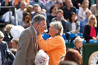 15-09-12, Netherlands, Amsterdam, Tennis, Daviscup Netherlands-Suisse, Doubles, Rolf Thung