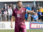 Forfar v St Johnstone…28.07.18…  Station Park    Betfred Cup<br />David Wotherspoon shouts instructions<br />Picture by Graeme Hart. <br />Copyright Perthshire Picture Agency<br />Tel: 01738 623350  Mobile: 07990 594431