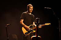 LONDON, ENGLAND - SEPTEMBER 13: Nathan Connolly of 'Snow Patrol' performing at The Palladium on September 13, 2021 in London, England.<br /> CAP/MAR<br /> ©MAR/Capital Pictures