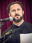 Fr. Darko, M.C., Symposium on the life of Bishop Mardarije at Holy Resurrection Serbian Orthodox Church, Chicago.