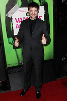 """LOS ANGELES, CA - FEBRUARY 04: Danila Kozlovsky at the Los Angeles Premiere Of The Weinstein Company's """"Vampire Academy"""" held at Regal Cinemas L.A. Live on February 4, 2014 in Los Angeles, California. (Photo by Xavier Collin/Celebrity Monitor)"""