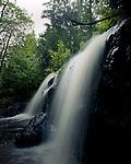 Unnamed Falls, Douglas County, Wisconsin, June, 1987