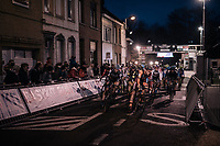 U23 race start<br /> Superprestige Diegem / Belgium 2017