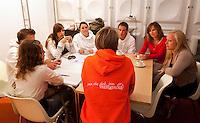 13-06-10, Tennis, Rosmalen, Unicef Open, KNLTB lounge, Whoznext