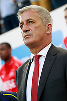 Switzerland's coach Vladimir Petkovic during international friendly match. June 3,2018.(ALTERPHOTOS/Acero)