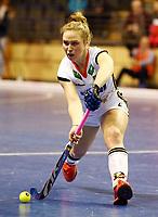 Nike Lorenz   <br /> / Sport / Hockey Hnhockey / World Championships Weltmeisterschaft Damen /  2017/2018 / 07.02.2018 / GER BRGermany vs. Russland  *** Local Caption *** © pixathlon<br /> Contact: +49-40-22 63 02 60 , info@pixathlon.de
