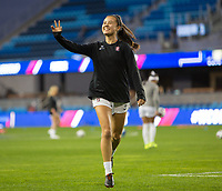 Stanford, CA - December 8, 2019: Emily Chiao at Avaya Stadium. The Stanford Cardinal won their 3rd National Championship, defeating the UNC Tar Heels 5-4 in PKs after the teams drew at 0-0.