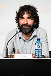 "The director of the film, Mateo Gil during the press conference of the presentation of the film ""Proyecto Lazaro"" at the Festival de Cine Fantastico de Sitges in Barcelona. October 07, Spain. 2016. (ALTERPHOTOS/BorjaB.Hojas)"