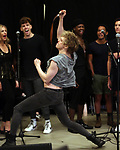 """Andre Polec during Jim Steinman's """"Bat Out of Hell - The Musical"""" - Open Rehearsal at New York City Center on July 30, 2019 in New York City."""