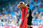 Real Sociedad's Sergio Canales dejected during La Liga match. August 19,2017. (ALTERPHOTOS/Acero)