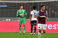 Lukasz Fabianski of West Ham United during West Ham United vs Aston Villa, Premier League Football at The London Stadium on 30th November 2020