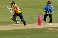 Michael Pepper of Essex in batting action during Essex Eagles vs Sussex Sharks, Vitality Blast T20 Cricket at The Cloudfm County Ground on 15th June 2021