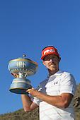 Hunter Mahan (USA) winner of the WGC - Accenture Match Play Championship,Ritz-Carlton GC, Dove Mountain, Marana, Arisona, USA..22 Feb 2012 - 26 Feb 2012.Picture: Fran Caffrey www.golffile.ie
