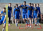St Johnstone Training 19.03.21