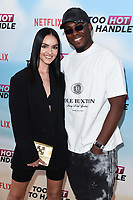 Siannise Fudge and Luke Trotman<br /> at the 'Too Hot to Handle' season 2 screening, London.<br /> <br /> ©Ash Knotek  D3566 23/06/2021