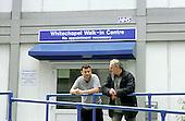 Whitechapel Walk-in Centre at the Royal London Hospital, Whitechapel..