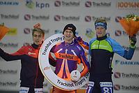 SCHAATSEN: GRONINGEN: Sportcentrum Kardinge, 25-11-2018, Finale Marathon 4daagse, ©foto Martin de Jong