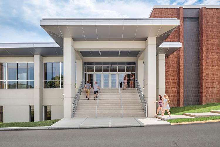 John Marshall High School | Silling Architects