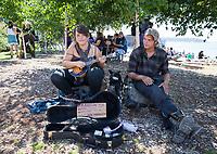 Hempfest Seattle 2017, Washington State, USA.