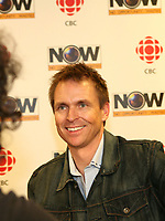 """The host of ""The Amazing Race""(TM) and creator of the new CBC series ""No Opportunity Wasted"" Phil Keoghan meets fans at Toronto's Indigo - Manulife Centre on May 12.  Hundreds came to audition for ""No Opportunity Wasted"" that premieres on CBC this fall. Toronto is the fourth stop on his eight-city cross-Canada tour."" (CNW Group/Suddenly SeeMore...Productions Inc.)"