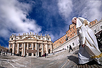 Pope Francis during of a weekly general audience at St Peter's square in Vatican, Wednesday,November. 14, 2018.