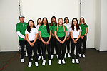 University of North Texas Mean Green women's golf team.