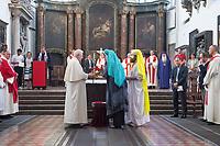 2017/07/21 Berlin | Mulitreligioeser CDS-Gottesdienst