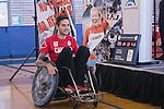 Wheelchair Rugby Canada 2016 Rio Team Announcment