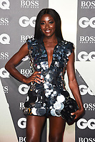 AJ Odudu<br /> arriving for the GQ Men of the Year Awards 2019 in association with Hugo Boss at the Tate Modern, London<br /> <br /> ©Ash Knotek  D3518 03/09/2019