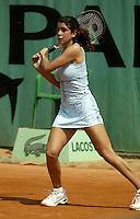 20030601, Paris, Tennis, Roland Garros, Cohen