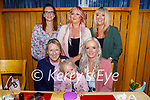 Shauna McCaughley from Tralee celebrating her birthday in Ristorante Uno on Saturday, front l to r:  , Eileen, Eabha and Shauna McCaughley. Back l to r: Kelly and Leanne McCaughley and Sarah O'Leary.