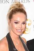 Katie Piper<br /> in the winners room for the BAFTA TV Awards 2018 at the Royal Festival Hall, London<br /> <br /> ©Ash Knotek  D3401  13/05/2018
