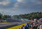 Fans, crowd, grandstands