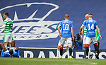 02.05.2021 Rangers v Celtic: Glen Kamara and Callum McGregor