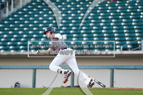 Tyler Chase Wilkerson of South Paulding High School in Douglasville, Georgia during the Under Armour All-American Pre-Season Tournament presented by Baseball Factory on January 14, 2017 at Sloan Park in Mesa, Arizona.  (Freek BouwMike Janes Photography)