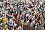 Prayer for  Eid al-Fitr by Azim Khan Ronnie