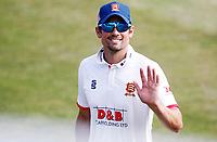 Sir Alastair Cook of Essex smiles for the camera during Essex CCC vs Kent CCC, Bob Willis Trophy Cricket at The Cloudfm County Ground on 1st August 2020