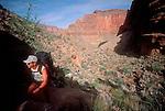 Hiking, Grand Canyon National Park, Arizona, Southwest, USA,