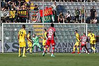 Cremona 02/10/2021 - campionato di calcio serie B / Cremonese-Ternana / photo Image Sport/Insidefoto<br /> nella foto: gol Luca Zanimacchia