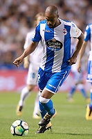 Deportivo de la Coruna's Sidnei Rechel da Silva during La Liga match. August 20,2017.  *** Local Caption *** © pixathlon