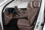 Front seat view of 2020 Mercedes Benz GLE 350 5 Door SUV Front Seat  car photos