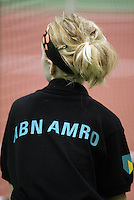 23-2-06, Netherlands, tennis, Rotterdam, ABNAMROWTT, Ballgirl
