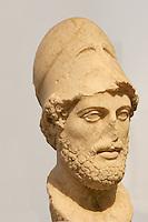 Germania Berlino 2007  Arte greca, busto di Pericle - Lesbo
